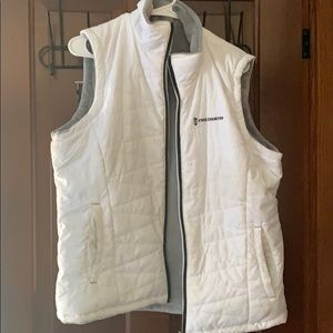 Free Country Vest Size L Reversible